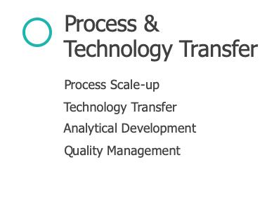 Process & Tech Transfer
